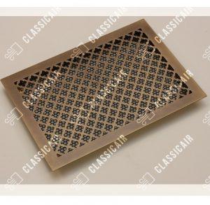Состаренная бронзовая вентиляционная решетка
