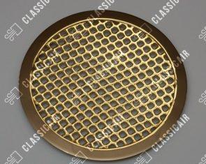 Круглая вентиляционная решетка