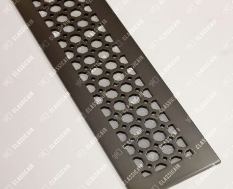 Черно-коричневая напольная решетка