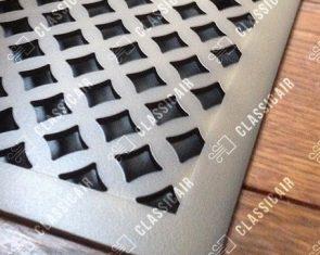 Напольная решетка металлическая с покрытием