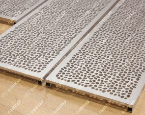 Встраиваемые напольные решетки из алюминия