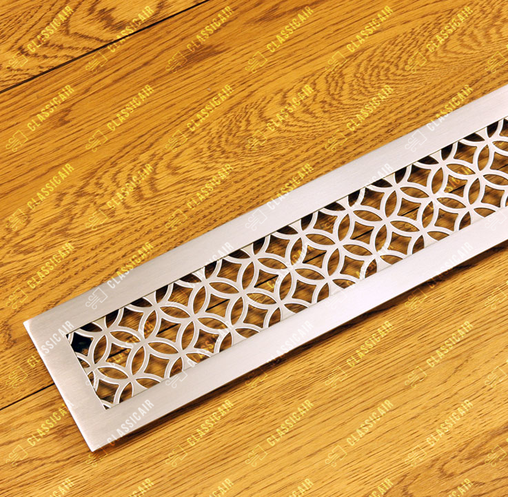 Решетка для установки в подоконник