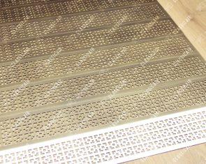 Комплект решеток для установки в подоконники